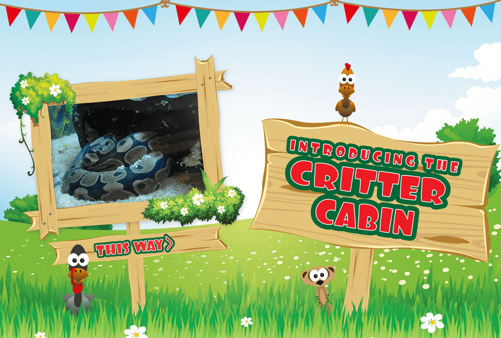 Introducing the Critter Cabin!