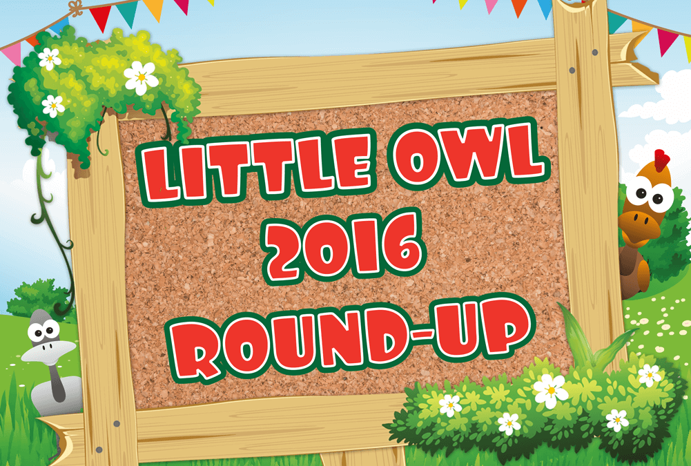 Little Owl Farm 2016 Round-Up!
